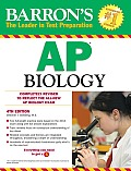 Barrons AP Biology 4th Edition