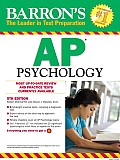 Barrons AP Psychology 5th Edition