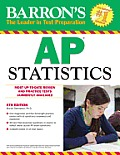 Barrons AP Statistics 6th Edition