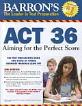 Barrons ACT 36 2nd Edition Aiming...
