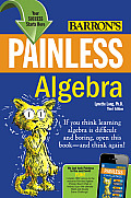 Painless Algebra 3rd Edition