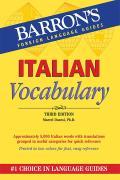 ITALIAN VOCABULARY 3rd Edition
