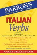Italian Verbs (Barron's Verb)