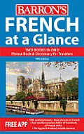 French at a Glance: Foreign Language Phrasebook & Dictionary