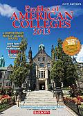 Barron's Profiles of American Colleges (Barron's Profiles of American Colleges)