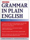 GRAMMAR IN PLAIN ENGLISH 5th Edition