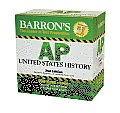 Barrons AP United States History Flash Cards 2nd Edition