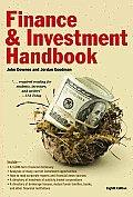 Barron's Finance and Investment Handbook (Barron's Finance & Investment Handbook)