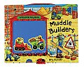 Muddle Builders [With 16 Magnets] (Magnetic Play Books)