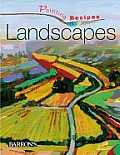 Landscapes (Painting Recipes) Cover