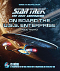 On Board the USS Enterprise NCC 1701D ST TNG