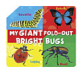 My Giant Fold-Out Bright Bugs (My Giant Fold-Outs)