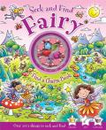 Seek and Find Fairy: Find a Charm Book [With Charm Bracelet]