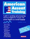 American Accent Training American Accent Training With Book & 5 CDs