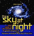 The Sky at Night with Book and Disk and Flashlight