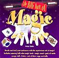 The Big Box of Magic with Book and Cards and Other