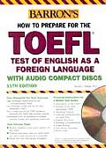 Barrons How To Prepare for the Toefl 11TH Edition