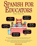 Spanish For Educators 2nd Edition With Audio Cd