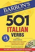 501 Italian Verbs: With CD-ROM (501 Verbs)