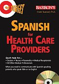 On Target: Spanish for Healthcare Providers with CD (Audio)