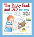 Potty Book & DVD for Boys