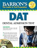 Barron's DAT: Dental Admissions Test [With CDROM] (Barron's DAT: Dental Admissions Test)