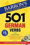 501 German Verbs - With CD (4TH 08 Edition)