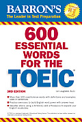 600 Essential Words for the TOEIC With 2 Audio CDs
