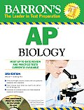Barron's AP Biology [With CDROM] (Barron's AP Biology) by Barrons
