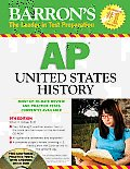 Barrons AP United States History With CDROM