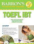 Barron's TOEFL iBT [With 4 CDs] (Barron's TOEFL IBT) Cover