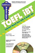 Barron's Pass Key To Toefl Ibt-W/2 CDS (7TH 10 Edition)