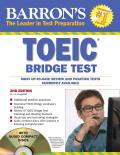 Barron's TOEIC Bridge Test: Test of English for International Communication [With 2 CDs] (Barron's Toeic Bridge Test: Test for English for Internationa)
