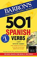 501 Spanish Verbs - With 2 CD's (7TH 10 Edition)