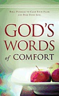 God's Words of Comfort: Bible Passages to Calm Your Fears and Feed Your Soul
