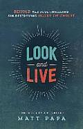 Look & Live Behold The Soul Thrilling Sin Destroying Glory Of Christ