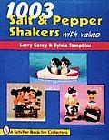1003 Salt & Pepper Shakers