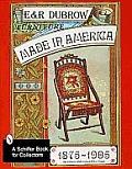 Furniture Made In America 1875 1905