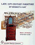 Late 19TH Century Furniture By Berkey & Gay