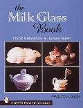 Milk Glass Book Cover