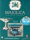 Majolica: British, American & European Wares