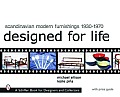 Scandinavian Modern Furnishing, 1930-1970: Designed for Life (Schiffer Book for Designers and Collectors)