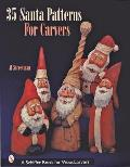 35 Santa Patterns For Carvers