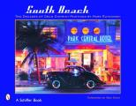 South Beach Two Decades of Deco District Paintings by Mark Rutkowski