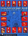 Carving Patterns by Frank C. Russell from the Stonegate Woodcarving School Cover