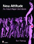 New Attitude: An Adult Paper Doll Book Cover