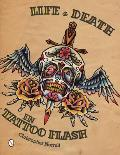 Life & Death in Tattoo Flash Cover