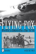 Flying Fox Otto Fuchs A German Aviators Story 1917 1918