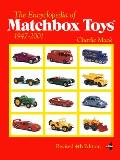 The Encyclopedia of Matchbox Toys: 1947-2001