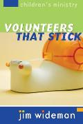Childrens Ministry Volunteers That Stick